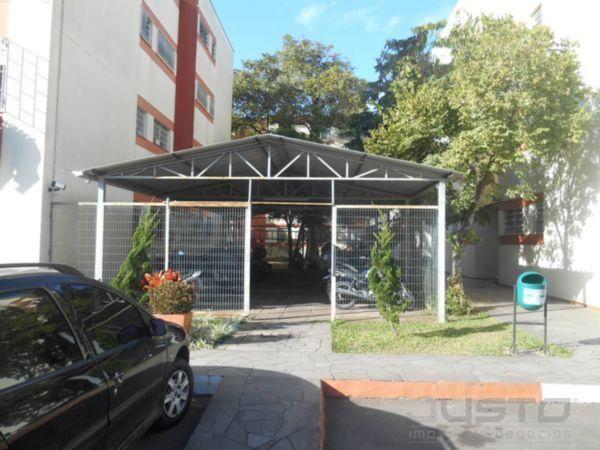 Apartamento à venda com 3 dormitórios em Sao miguel, São leopoldo cod:8277 - Foto 3