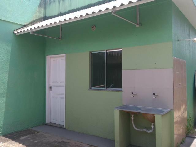 Cactos Centro de Ananindeua 150 metros da BR casas 2/4 em condomínio fechado com laje - Foto 15