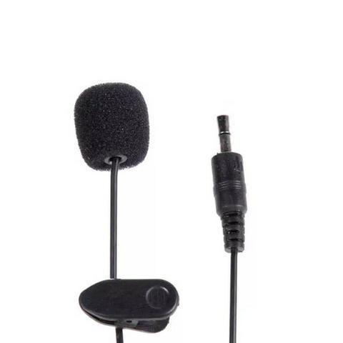 Kit Microfone Lapela + Mini Tripé Gravação Celular Youtube - Foto 5