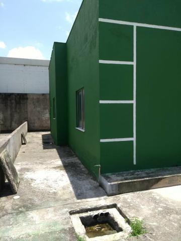 Cactos Centro de Ananindeua 150 metros da BR casas 2/4 em condomínio fechado com laje - Foto 17