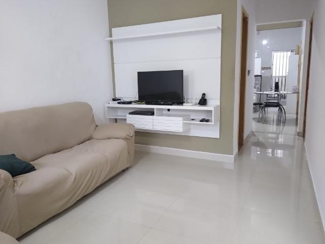 Bela Casa Linear com Quintal - Condomínio Próx. a Est. Iaraquã (Brito) - Foto 5