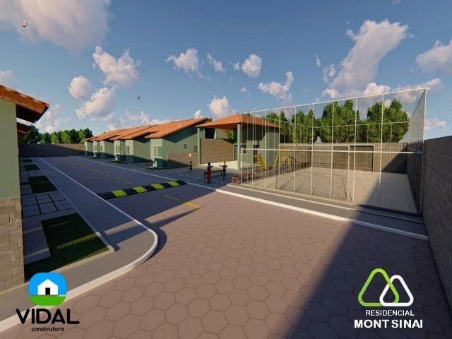 Casas no Residencial Mont Sinai com ITBI e Cartório Grátis!! - Foto 5
