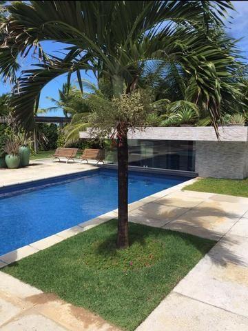 Luxuosa casa duplex com mobília sofisticada á beira mar da reserva do paiva confira-E - Foto 9