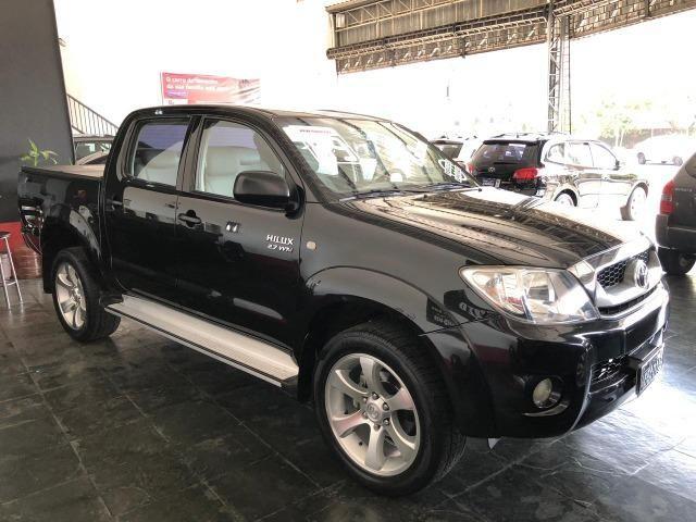 Toyota Hilux SR 4X2 2.7 16V Cabine Dupla 4P Gasolina