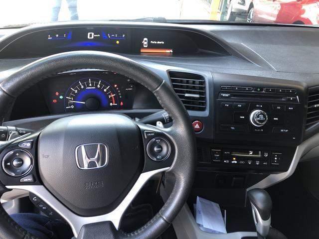 Civic LXr 2.0 Automatico 2015 - Foto 7
