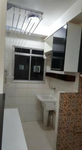 Apartamento de 1 suíte e 2 quartos no Mirante do Lago! - Foto 7