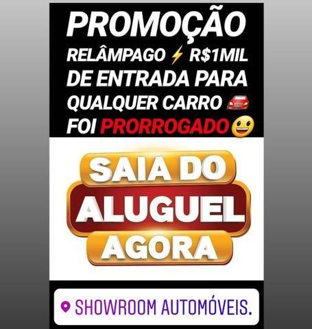 Super PROMOÇÃO! R$1MIL DE ENTRADA(ECOSPORT FREESTYLE 1.6 2014)SHOWROOM AUTOMÓVEIS