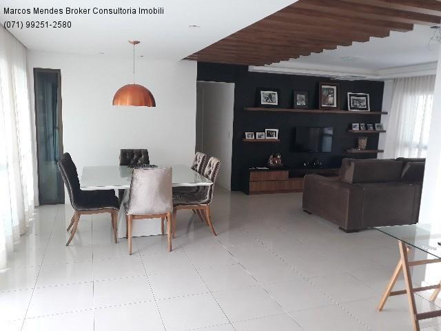 Apartamento a venda no Le Parc. 166m² - 3 vagas. - Foto 2