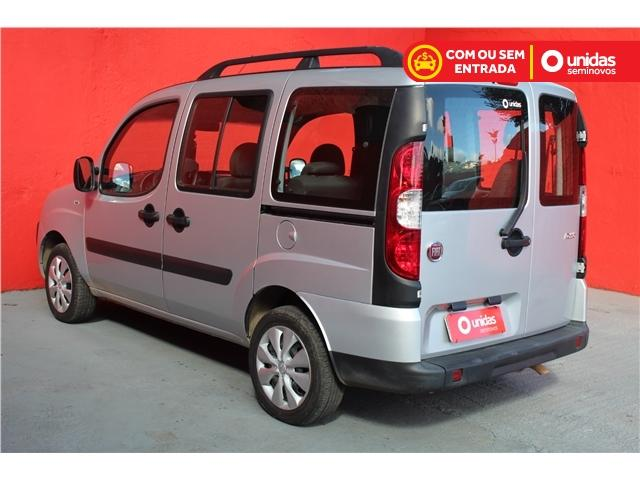 Fiat Doblo 1.8 mpi essence 7l 16v flex 4p manual - Foto 5