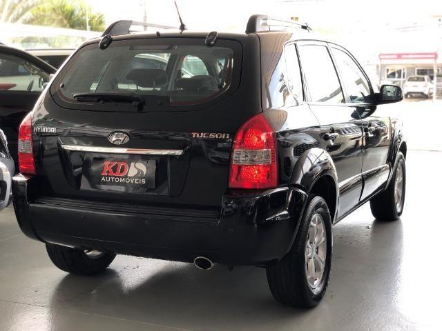 Hyundai Tucson 2.0 GLS 2012 Automática - Foto 4