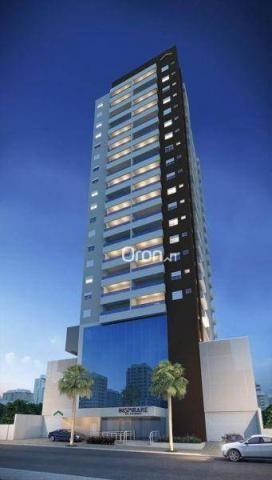 Apartamento à venda, 128 m² por R$ 711.000,00 - Setor Marista - Goiânia/GO - Foto 3