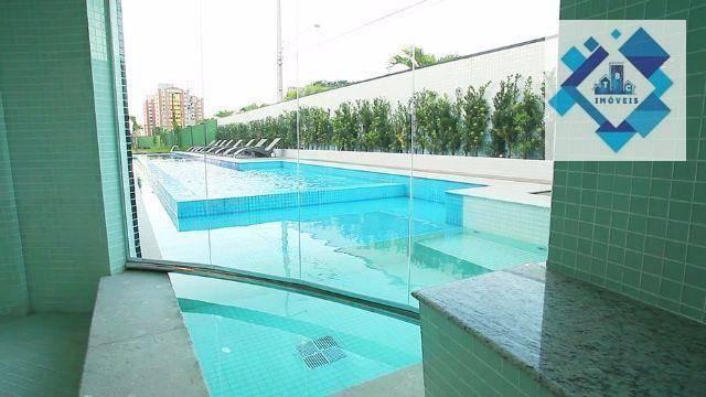 Apartamento com 3 dormitórios à venda, 164 m² por R$ 1.100.000,00 - Guararapes - Fortaleza - Foto 13