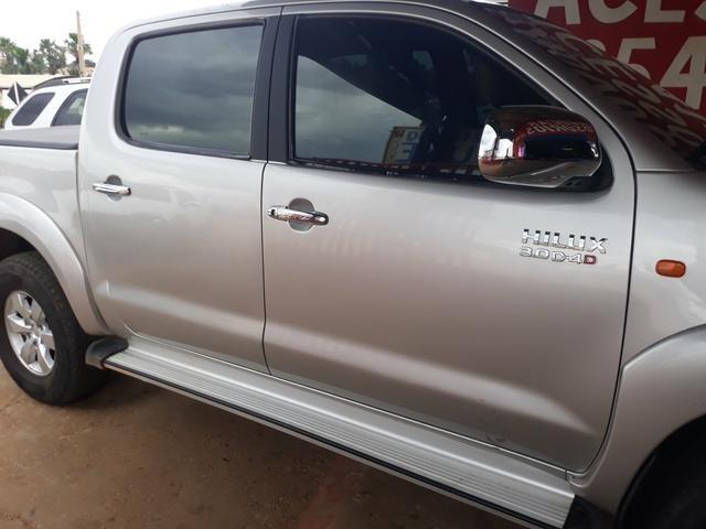 Hilux 2014/4 STD 4x4 Diesel (Aceito Troca carro de maior ou menor valor) - Foto 6