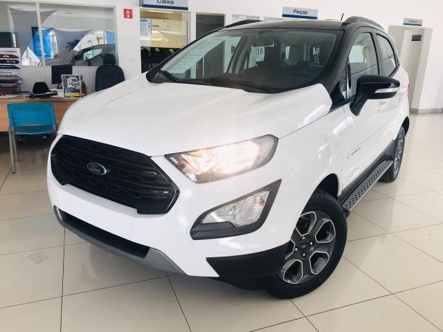 Ford Ecosport Freestyle Automática