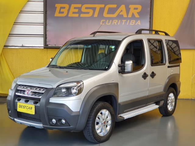 FIAT DOBLO ADVENTURE LOCKER 1.8 8V FLEX