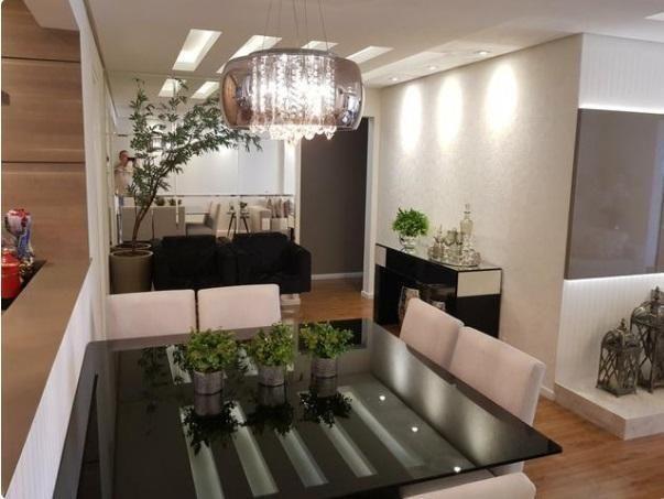 Apartamento à venda com 4 dormitórios em Kobrasol, São josé cod:5064 - Foto 5