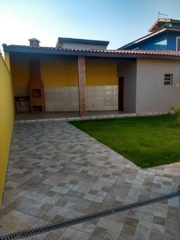 682-Imóvel novo á venda , com 255 m² . Bairro Palmeiras I - Itanhaém - SP - Foto 3