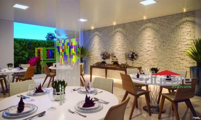 Edifício Monteiro de Lemos. Apartamento com varanda gourmet - Foto 4