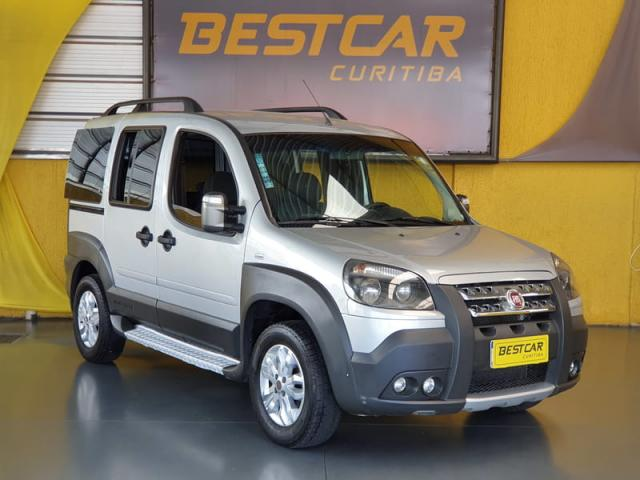 FIAT DOBLO ADVENTURE LOCKER 1.8 8V FLEX - Foto 13