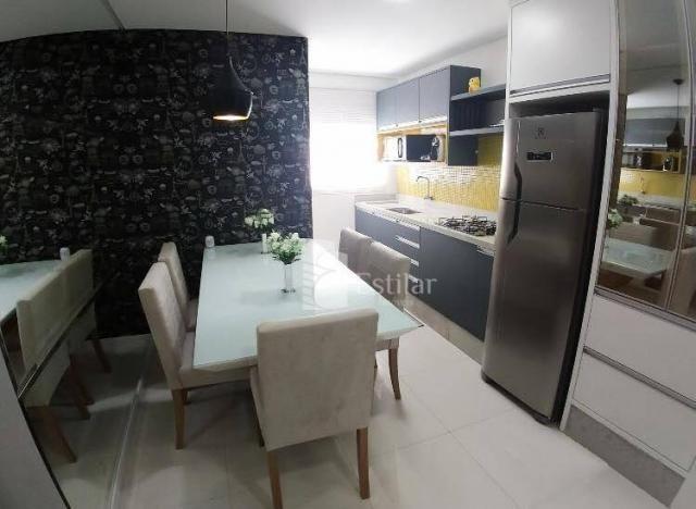 Cobertura 03 quartos (01 suite) em São José dos Pinhais. - Foto 8