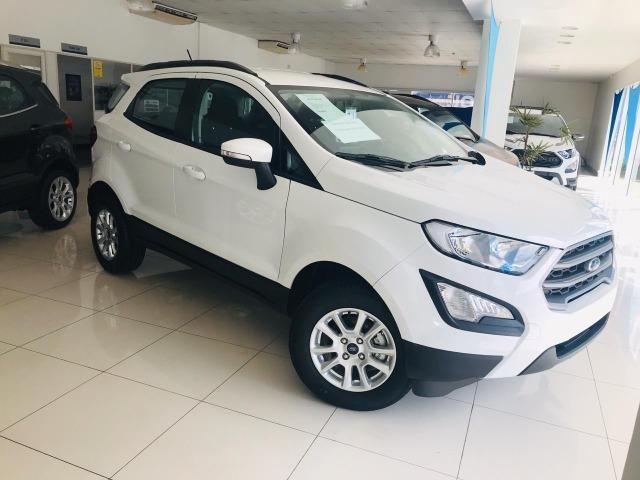 Ford Ecosport 1.5 SE automatica - Foto 3