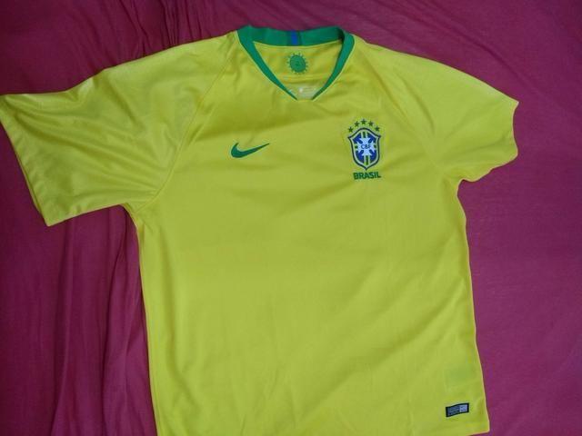 Camisa Brasil - Esportes e ginástica - Jardim Macedônia 0559b4c8d82c8
