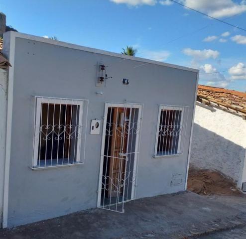Casa na Rua do Coreto (Milagres-Ba)