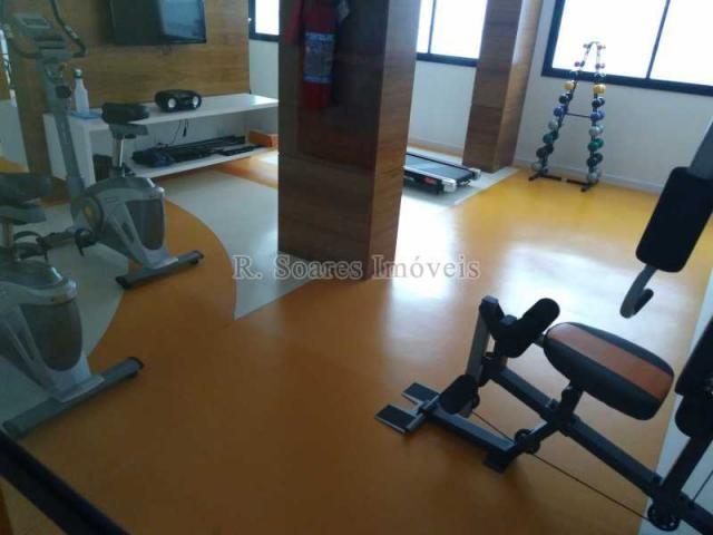 Apartamento à venda com 3 dormitórios em Cachambi, Rio de janeiro cod:VVAP30044 - Foto 11