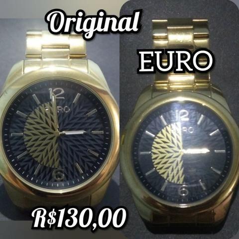 0bc07f2fc75 Relógios Euro e Touch - Bijouterias