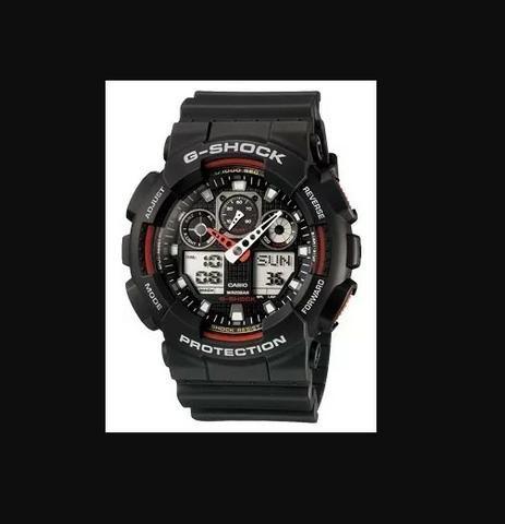 e8fd00f4803 Relógio Cássio G-Shock Protection Novo - Bijouterias