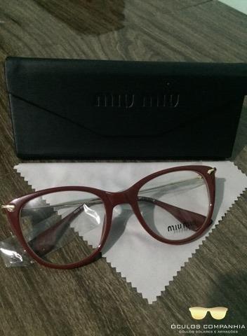 Armações para óculos de grau diversas marcas e modelos. Armação pra Grau 215e69852d