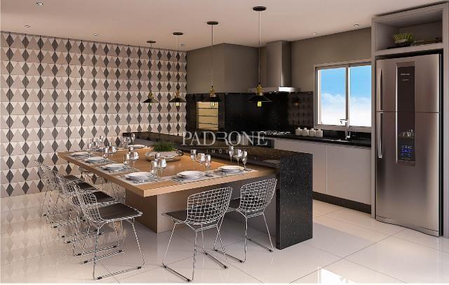 Apartamento à venda com 1 dormitórios em Bacacheri, Curitiba cod:AP0207 - Foto 8