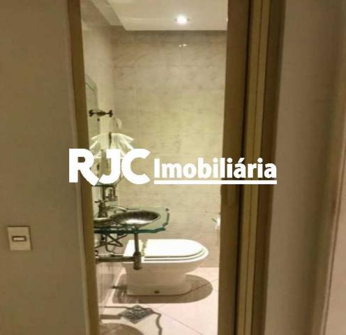 Apartamento à venda com 4 dormitórios em Tijuca, Rio de janeiro cod:MBAP40466 - Foto 2