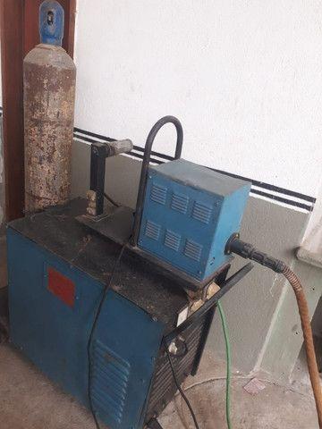 Retificador industrial - maquina de solda - profissional - Foto 5