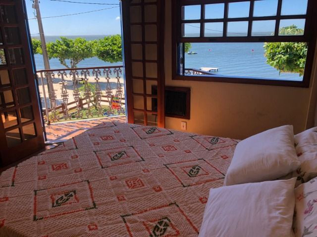 Casa Frente praia-Piscina Cond. fechado. Local Privilegiado - Praia Linda-4 qtos suites - Foto 11