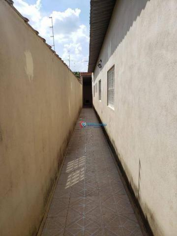 Casa com 2 dormitórios para alugar, 90 m² por R$ 1.200/mês - Parque Gabriel - Hortolândia/ - Foto 15