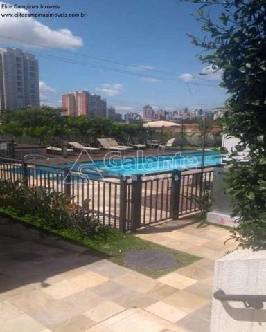 Apartamento à venda com 3 dormitórios em Jardim pacaembu, Campinas cod:AP004838 - Foto 5