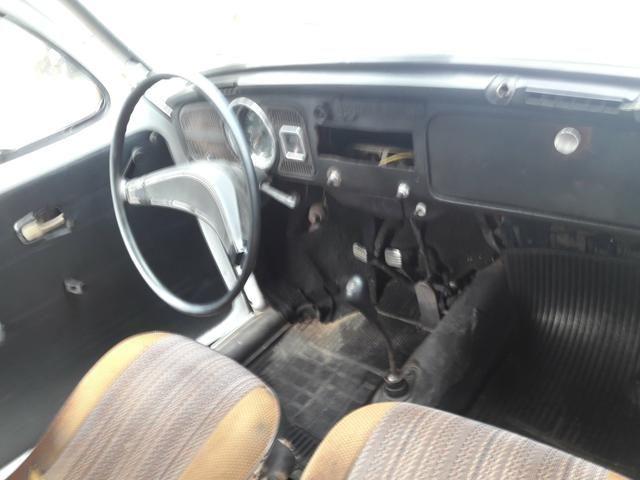 Vendo Fusca ano 1980 ,motor 1300 L - Foto 7