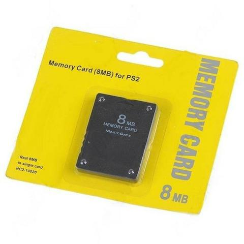 Memory Card 8 Mb Para Playstation 2 Ps2 - Foto 3