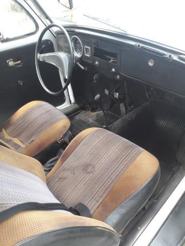 Vendo Fusca ano 1980 ,motor 1300 L - Foto 8