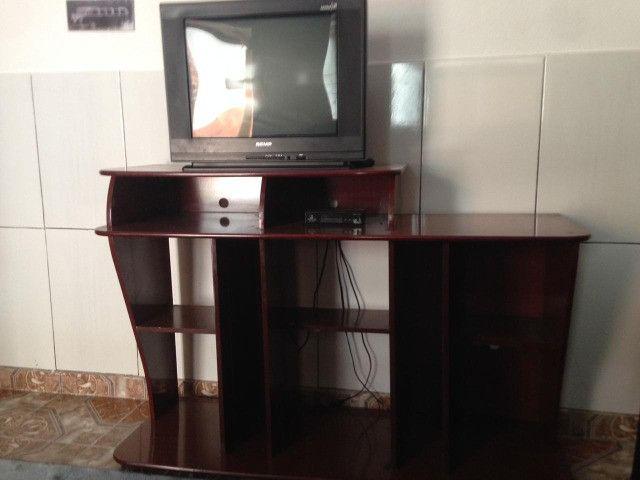 Rack + TV tubo SEMP