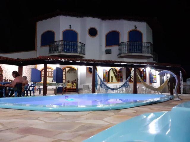 Casa Frente praia-Piscina Cond. fechado. Local Privilegiado - Praia Linda-4 qtos suites - Foto 3