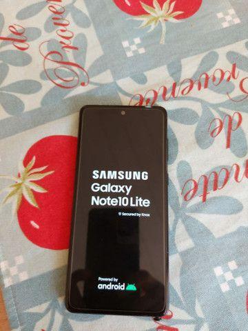 Samsung  note 10 lite - Foto 2