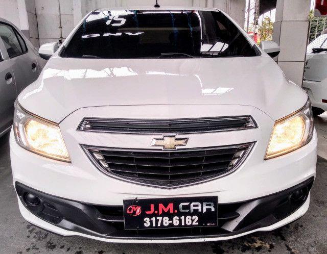 Chevrolet Prisma LT Completo + GNV - Foto 3