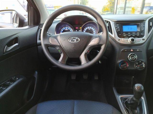 Hyundai HB20S C.Plus/C.Style 1.6 Flex 16V Mec.4p   2014/2014 - Foto 9