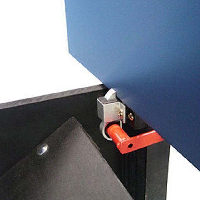 Mesa Ping Pong 18 mm C/ Rodízios e Articulada - Klopf - MDF - 1084 - Foto 2