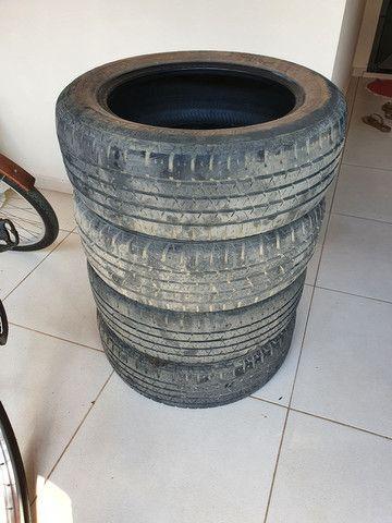 4 pneus 195 60 R16 Continental 89T