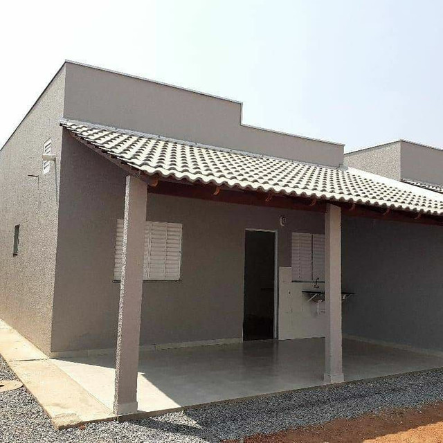 Casa nova no chapéu do sol em Várzea grande - Foto 5