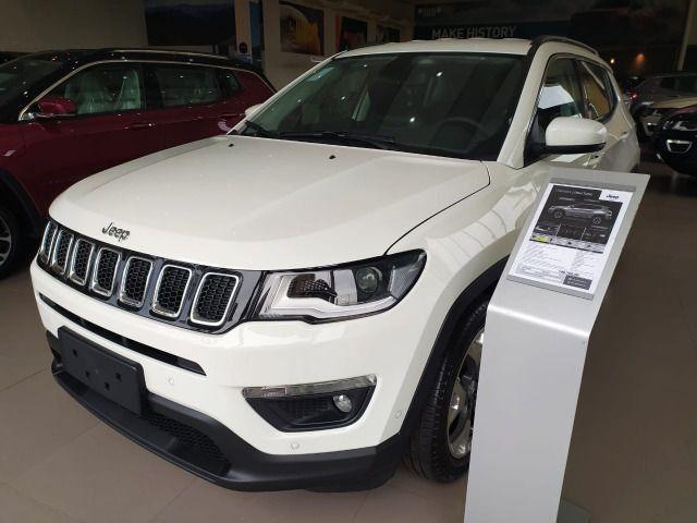 Jeep Compass Limited 2 0 4x2 Flex 16v Aut 2019 638741408 Olx