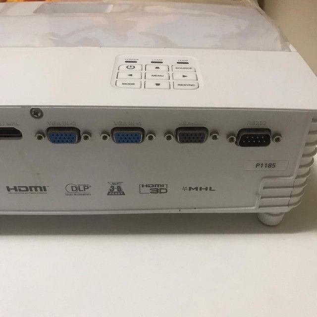 Projetor Acer Full HD modelo P1185 - Foto 2